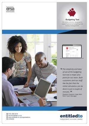 Download the product briefing for the budgeting tool